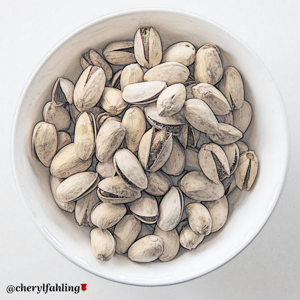 Shell On Roasted Salted Pistachios