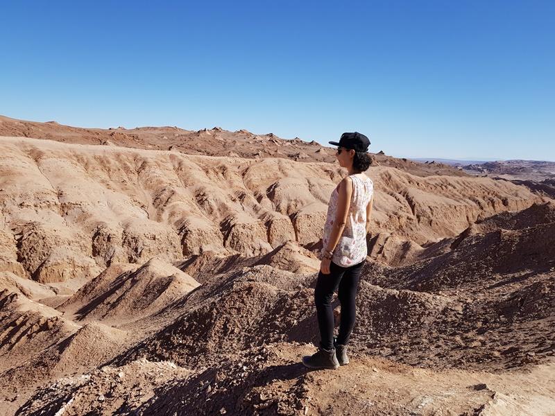 O que fazer no Atacama: Valle de La Luna e de La Muerte
