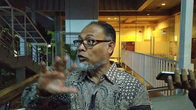 KPK Rekrut Koruptor Jadi Penyuluh Anti Korupsi, BW: Insan KPK Jebloskan Koruptor Dihabis