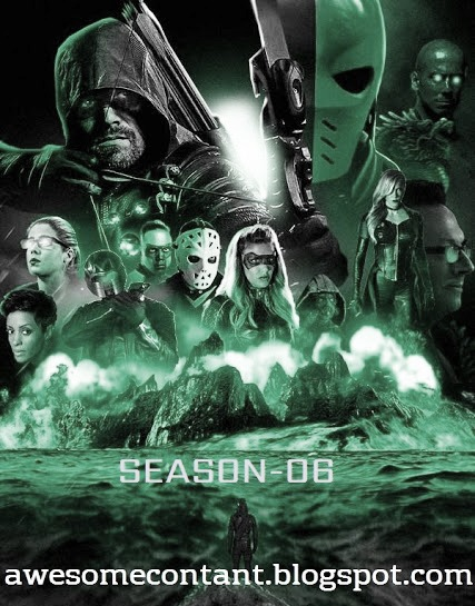 AWESOME CONTANT: DOWNLOAD ARROW SEASON 06 ALL EPISODE