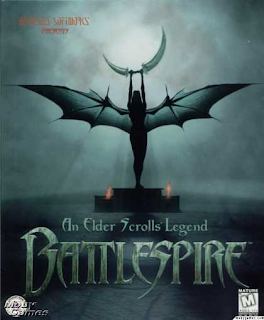 An Elder Scrolls Legend: Battlespire PC GAME