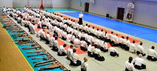 Cours d'aïkido Lyon Tassin Dojo d'Alain Peyrache Shihan