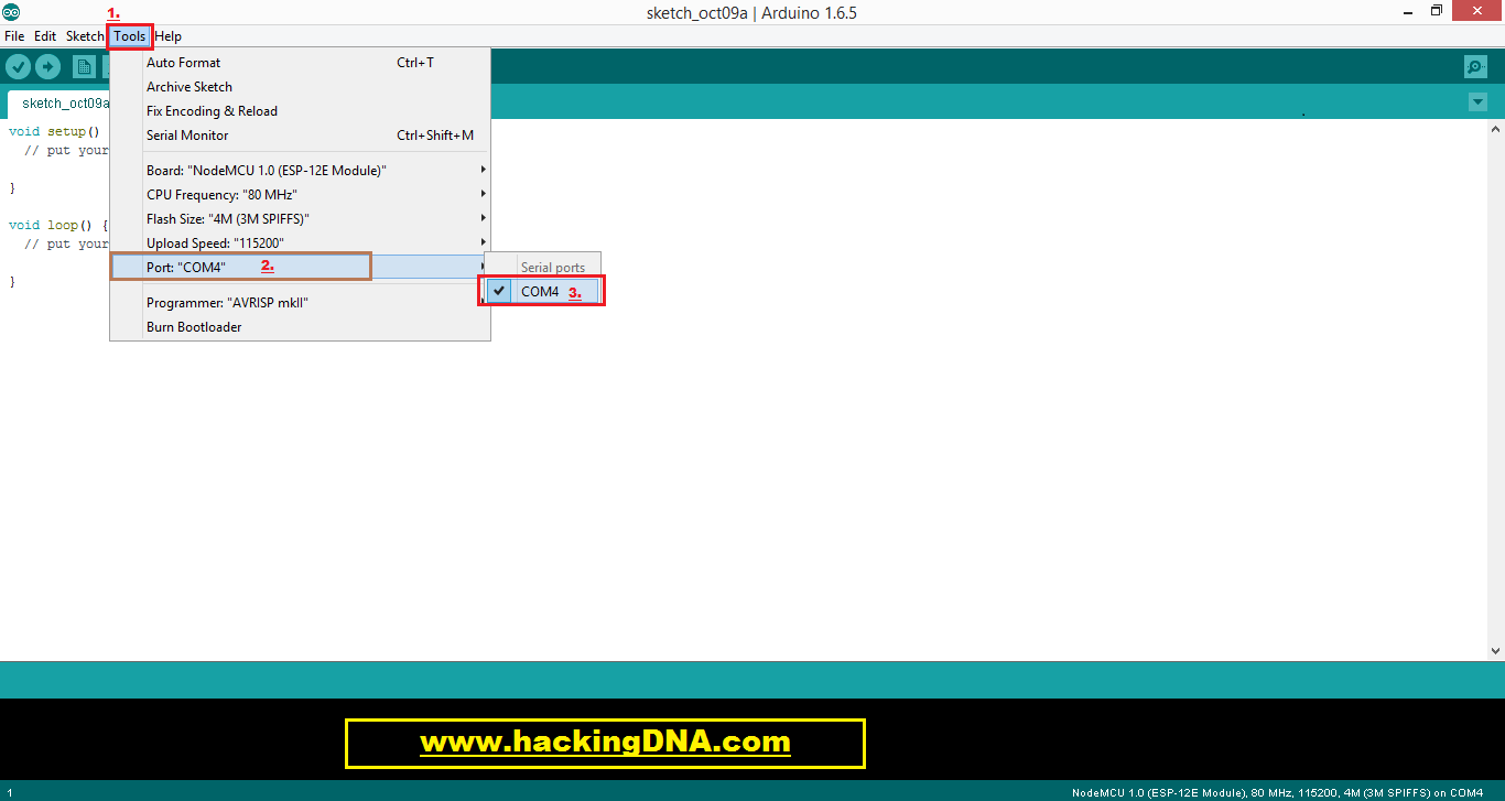 Play With Arduino Module | HackingDNA