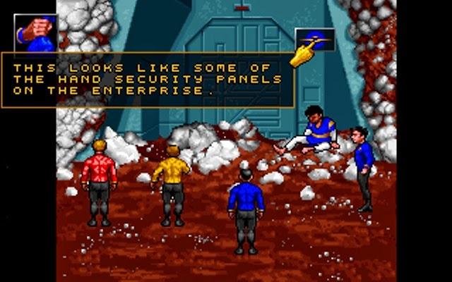 Star Trek 25th Anniversary PC Games Gameplay