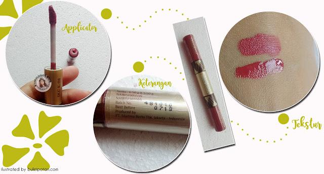 review+12+warna+lipstik+Duo+Lip+Color+Sariayu
