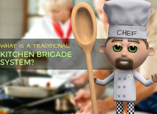 Traditional kitchen brigade | staffing