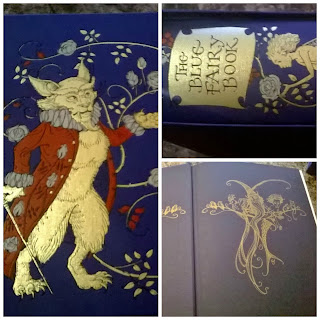 beautiful books tag, andrew lang, folio society