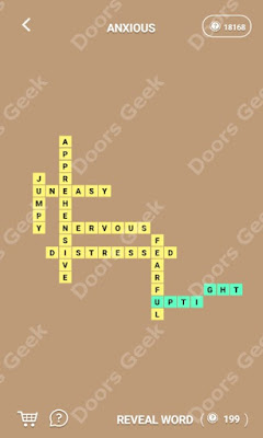 Cheats, Solutions for Level 148 in Wordcross by Apprope
