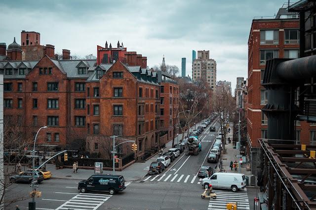 مدينة الانوارالتي لا تنام نيويورك في أمريكا