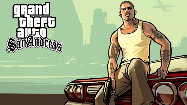 Grand Theft Auto: San Andreas 2.00 + Mod Unlimited Money