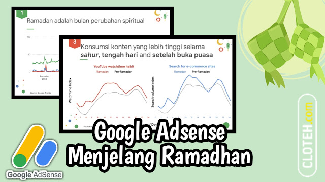 Cara meningkatkan penghasilan Adsense Selama ramadhan