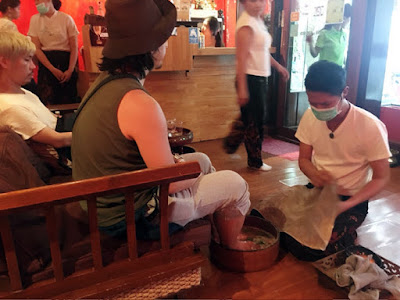 Zabai Thai Massage & Spa Chiang Mai サバーイ タイ マッサージ & スパ チェンマイ