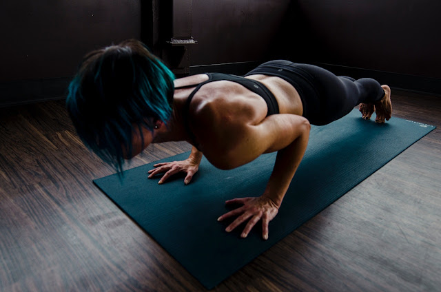 Push Ups for Strength and Muscle Gain