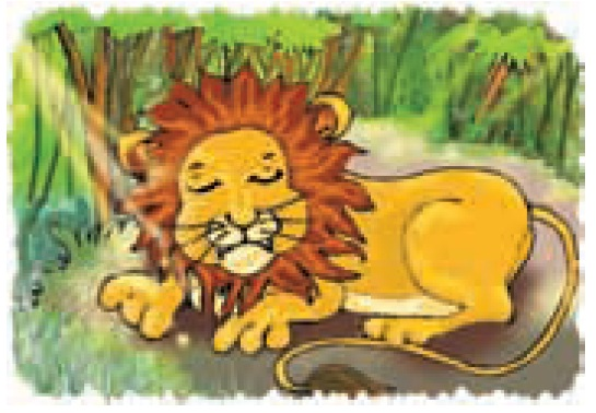 The lion and The mouse | Stories for kids