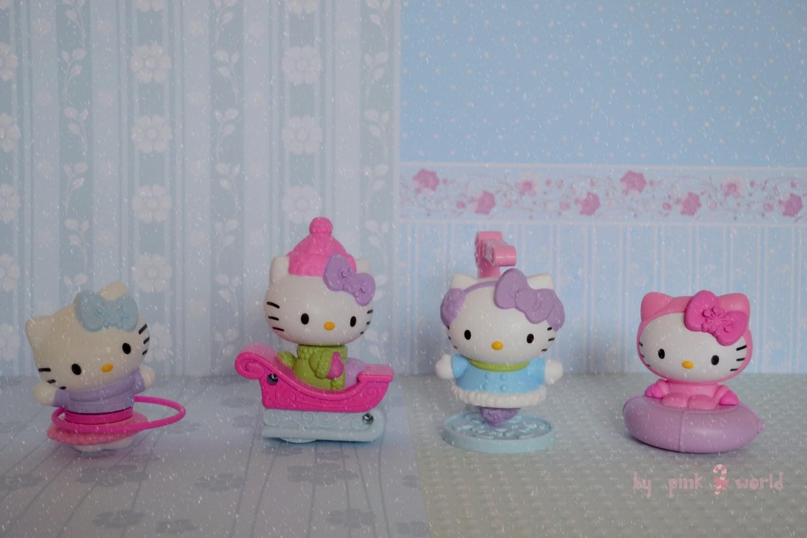 Hello Kitty Happy Meal Toys 2