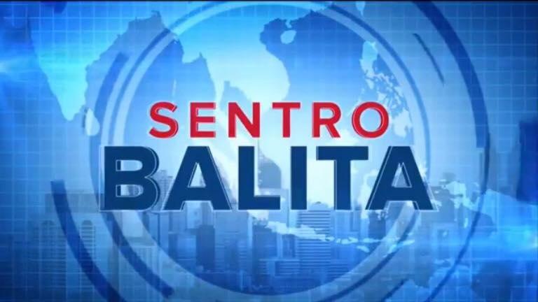 Sentro Balita 2018 January 31