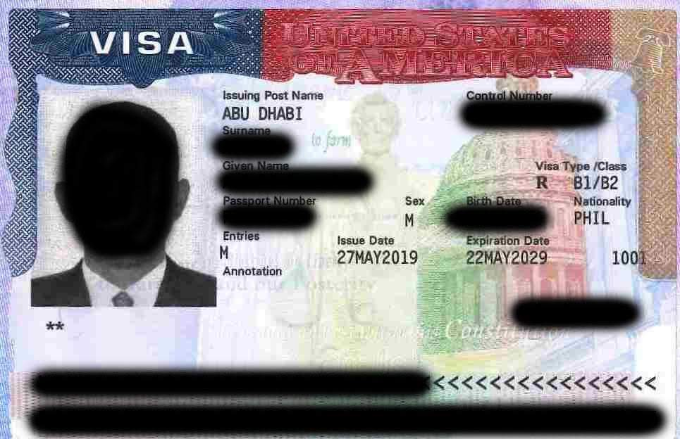 the viewing deck: How to Apply for United States B2 Tourist
