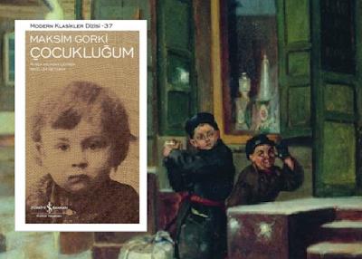 Maksim Gorki, Çocukluğum