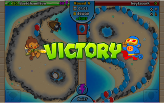 Bloons TD Battles Apk Mod v3.17 Unlimited Money Free for android