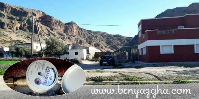 سكان قنطرة سبو بالسراغنة يستفيدون من الربط بشبكة الماء الصالح للشرب