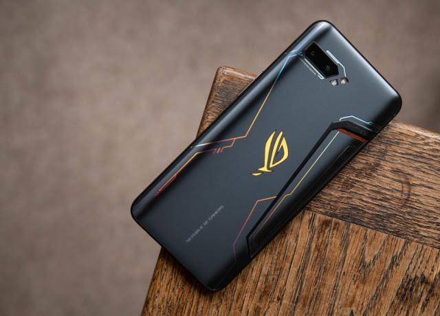 هاتف ROG Phone 3 من شركة Asus مخصص للألعاب