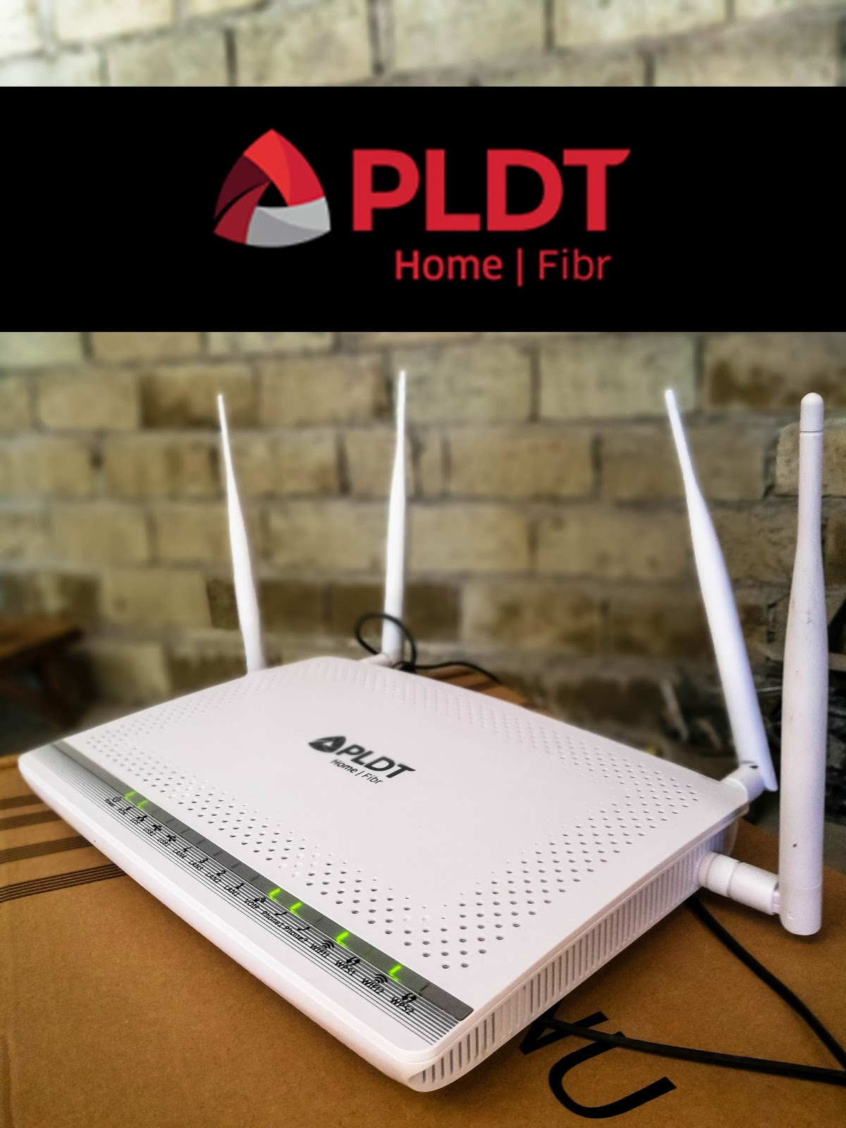 This Blogger Is Officially Powered by PLDT Home Fibr ...
