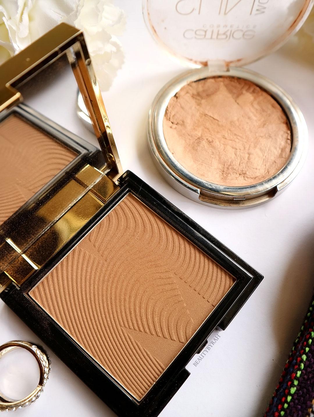 Mecca Max Sunlit Skin Bronzer review