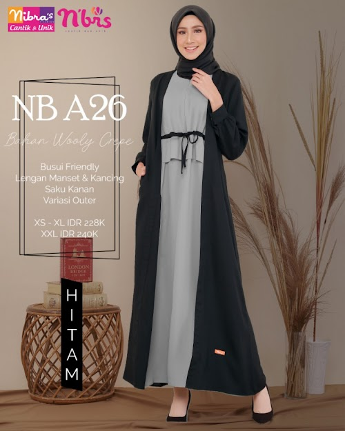 GAMIS NIBRAS NB A26