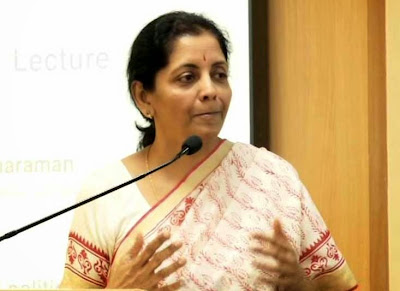 Nirmala Sitharaman, DIPP, CAIT, Department of Ministry of Commerce, Union Commerce Minister Nirmala Sitharaman,