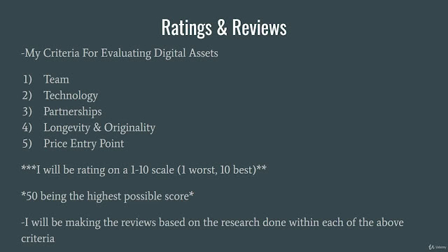Altcoin Ratings, Reviews, & Price Analysis System