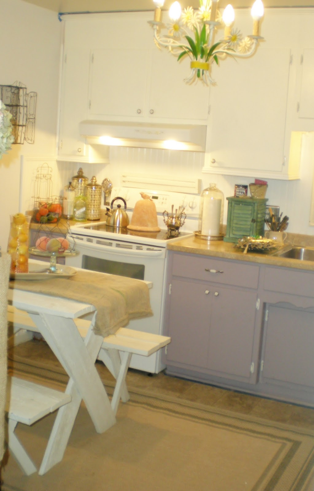French Farm Style Kitchen Renovation