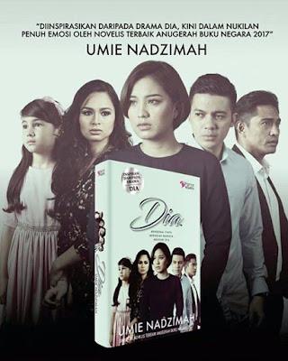 Drama Dia Lakonan Janna Nick, Irwansyah