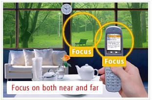 Benefit Of Multifocal IOL