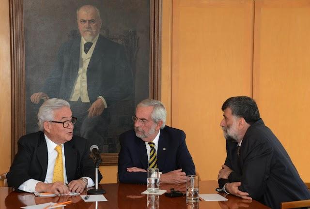 Acervo de la Fundación ICA  a disposición de la UNAM