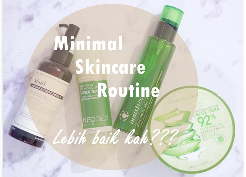 Lagi Pengen Sharing Tentang Skincare Di Blog Tapi Gak Mau Review Produk Soalnya Saya Memang Sedang Tidak Banyak Mencoba Produk Baru Bahkan Setahun