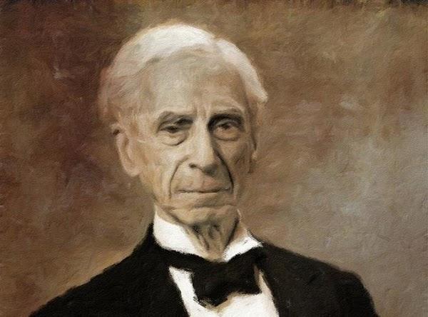 Bertrand Russell :  el aburrimiento es un problema del moralista