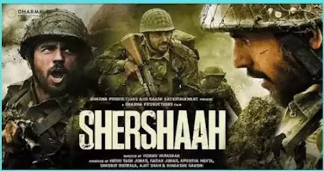 new movie shershaah full hd download