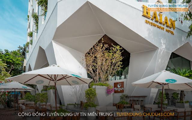 Haian Riverfront Hotel Đà Nẵng, Tuyển dụng khách sạn Đà Nẵng