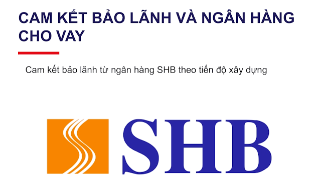 SHB bảo lãnh tiến độ dự án Kim Long Season