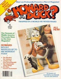 Howard the Duck (1979)