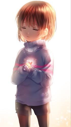 Chiếc áo len ấm áp
