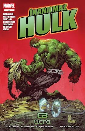 İnanılmaz Hulk #03