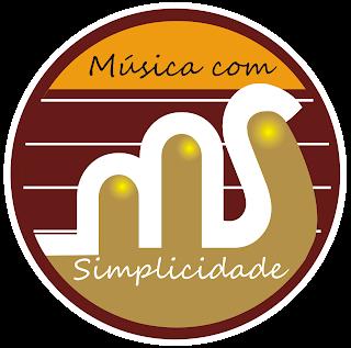 música com simplicidade ensino musical
