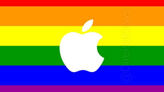 homem processa apple iphone gay direito