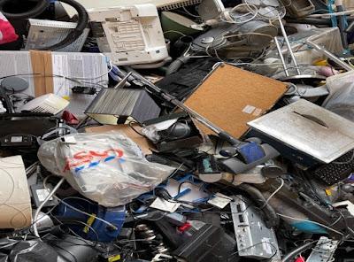 recycling robots - Lucky group Dubai