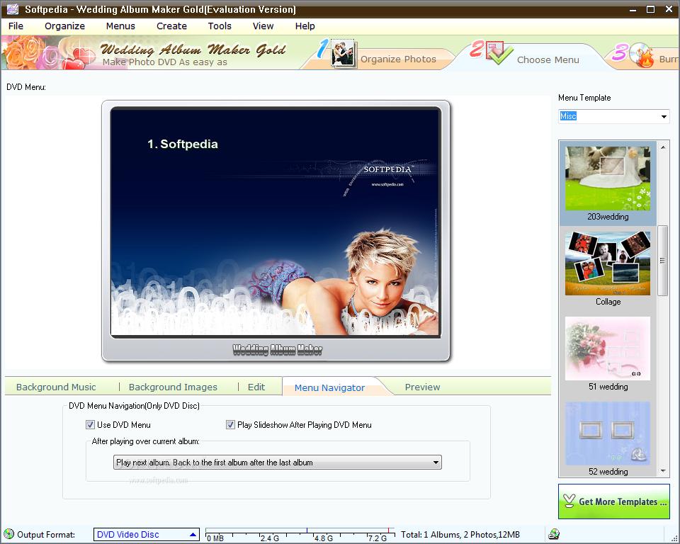wedding album maker free download full version