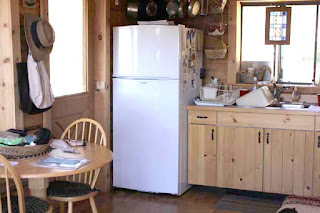 Purchase your natural gas or propane refrigerator from Gas Fridge, the experts in gas powered refrigerators