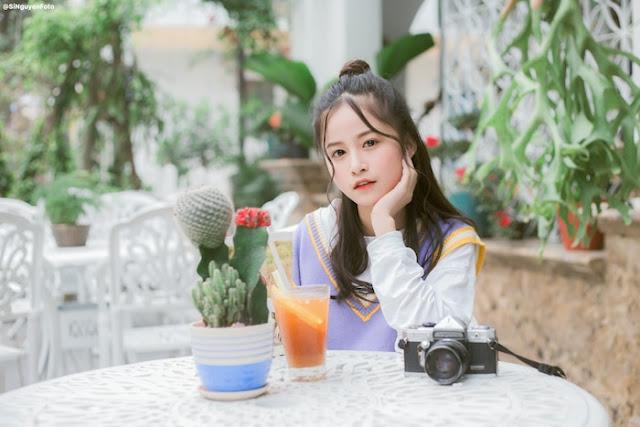 Vũ Đặng Châu Anh - hotgirl Hưng Yên