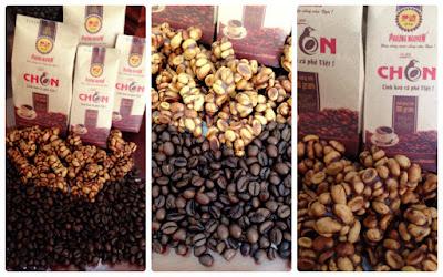 cà phê chồn Đà Nẵng