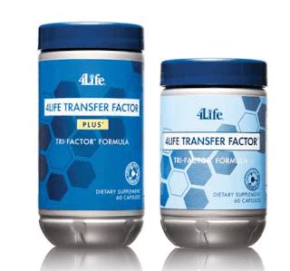 SAINS TRANSFER FAKTOR- 4LIFE RESEARCH
